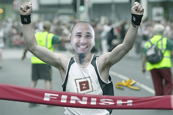 Half the Marathon