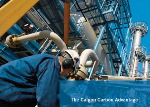 Calgon Carbon Refineries Brochure
