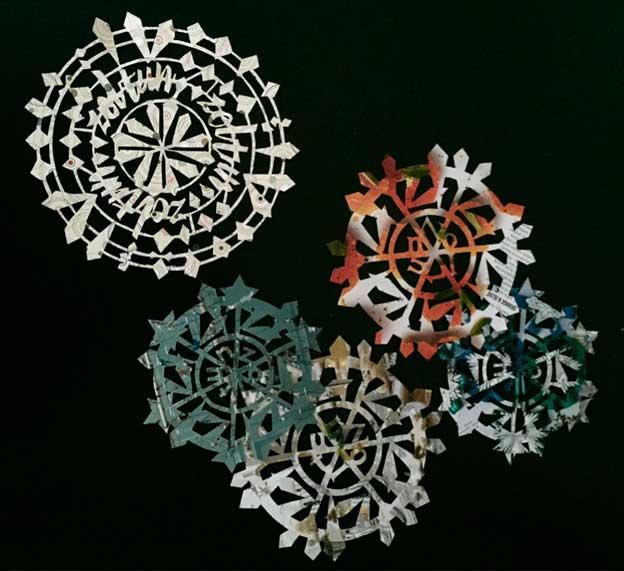 Patricia Warman Snowflake