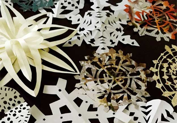Zoltun Design Snowflake-making contest
