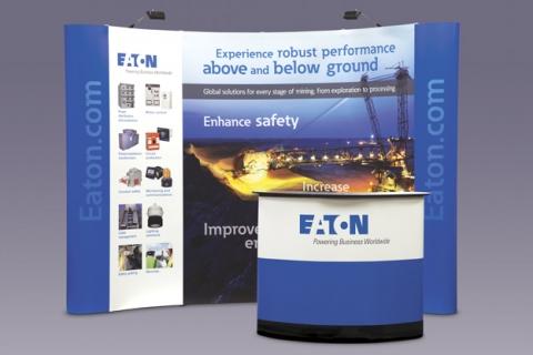Eaton trade show portables