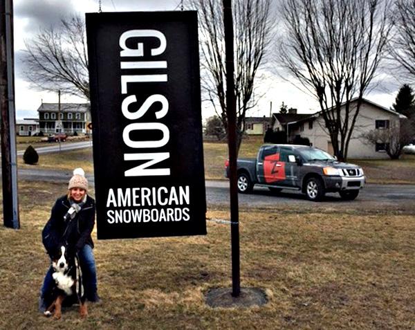 Zoltun visits Gilson Boards