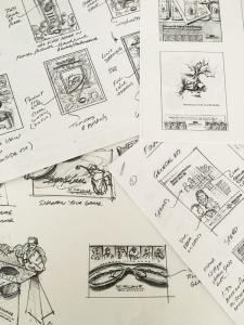 Zoltun sketches