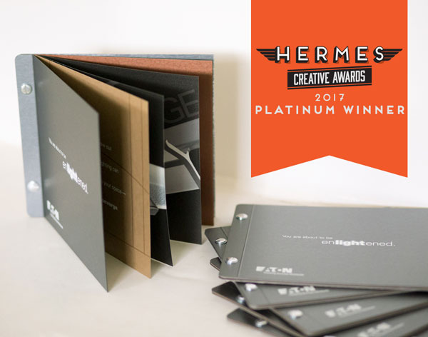 Zoltun Design's Hermes Award Winning Invitation